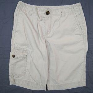 Liz Claiborne Liz wear Cargo Shorts Sz 8